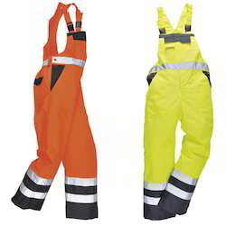 Cotton Safety Dungarees