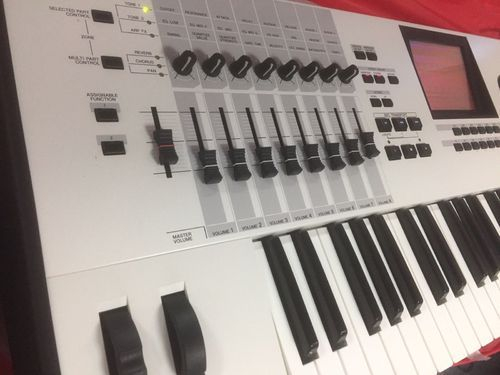yamaha tyros 5 keyboard 76 key all speakers manual with at rs rh indiamart com Yamaha PSR 76 Keyboard Yamaha PSR 78 Keyboard