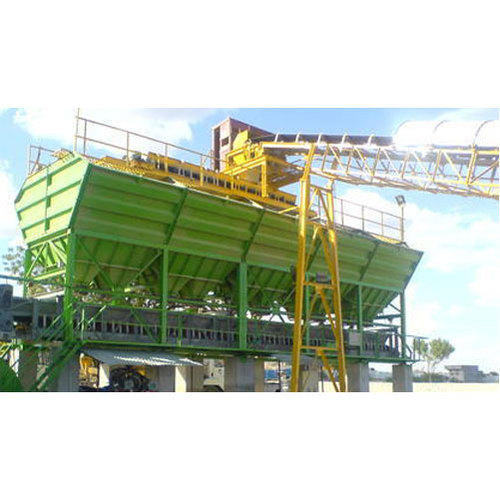 Concrete Batching Plant Hopper