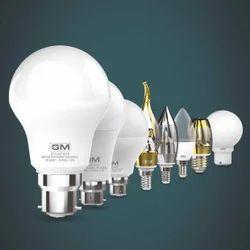 GM LED Bulb, Shape: Round