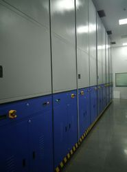 Powerised Compactor Storage System