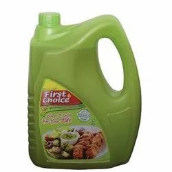 5 Litre First Choice Soybean Refined Oil