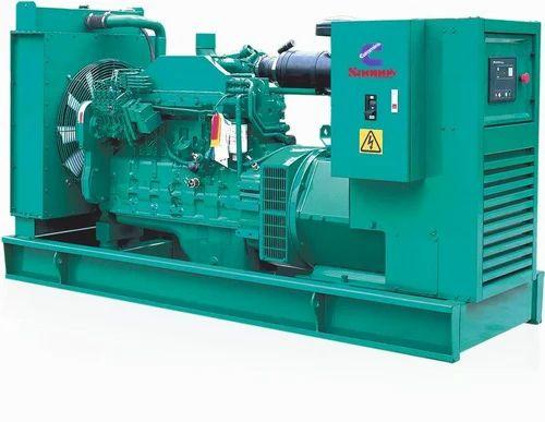 Diesel Generator - Cummin Diesel Generator Wholesale Trader