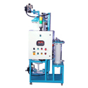 Lapping Oil Filtration System