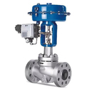 Bellow Single Seat Regulating Control Valve