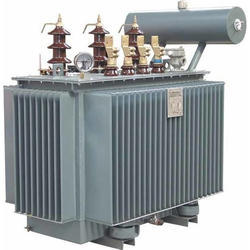 Three Phase Electrical Transformer