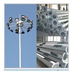 3m 35m Steel Octagonal Pole