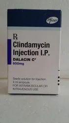 Clindamycin 600 Mg Injection I.P.