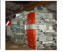 Roll To Roll Flexographic Printing Presses