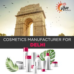 Cosmetics Manufacturer for Delhi