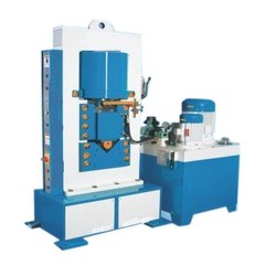 Semi Automatic Angle Shearing Machine