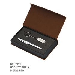 Pen Drive and Pen Gift Set