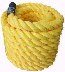 Battle Exercise Plastic Rope