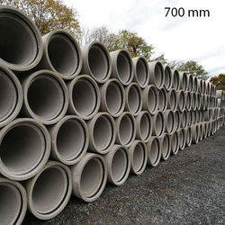 700 MM RCC Hume Pipe