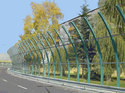 Reflective Noise Barriers