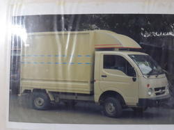 Insulated Loading Van Body