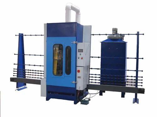 Art Glass Processing Machine - Glass Sandblasting Machine