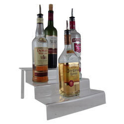 Liquor Bottle Shelves