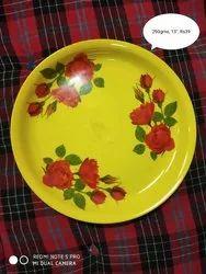 Yellow Dinner Plate