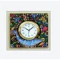 Decorative Marble Wall Clock