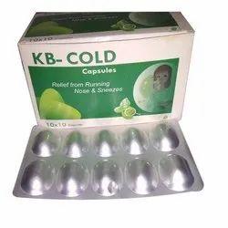 KB-Cold Capsules