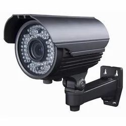 Clear Image Zoom 2.0x Sony Night Vision Bullet Camera