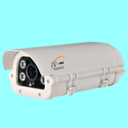 License Plate Capture Camera - IP -  4 MP