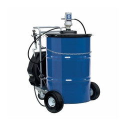 Mobile Oil Transfer System