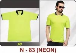 N-83 Neon Polyester T-Shirts