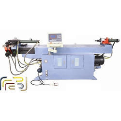 Single Head Hydraulic Tube Bending Machine