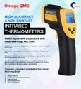 Legal Metrology Infrared Thermometers Model Approval Consultancy Service