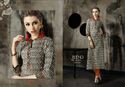 Blossom Knee Length Fancy Kurti By Parvati Fabric
