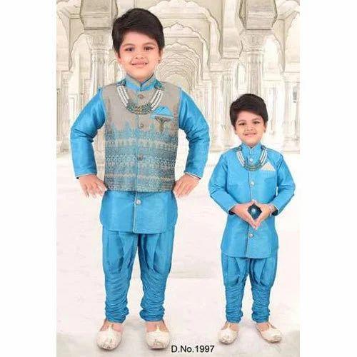 c52636dc Boys Ethnic Indo Western Set at Rs 995 /set   Gheekanta   Ahmedabad ...