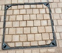 Recessed Manhole Cover