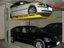 Double Stack Parking System
