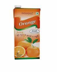 Patanjali Patanjali Orange Juice (L), 200ml
