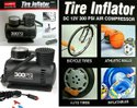 Coido 6526 300 PSI Car Tyre Inflator