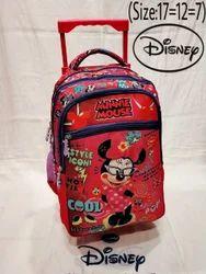Disney School Bag Trolley