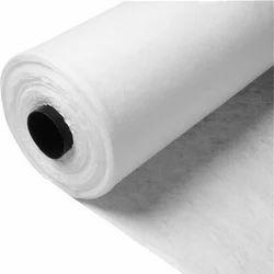 White Non Woven Geotextile Fabric