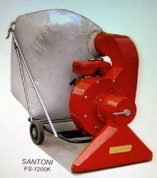 Vacuum Sweepers Machine