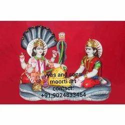 Sheshsaiya Marble Moorti
