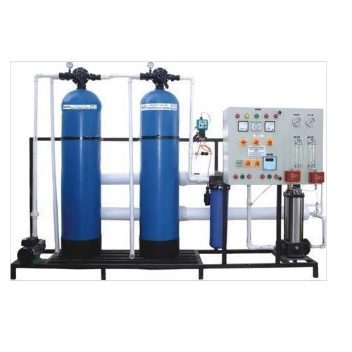 Automatic Stainless Steel Water Purification Machine, Rs 180000 /unit | ID:  6969588462