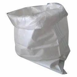 White Propack PP Woven Sack Bag for Packaging