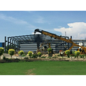 Prefabricated Steel Building Structure, For Industry