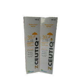 Zceutiq Sunscreen Spray