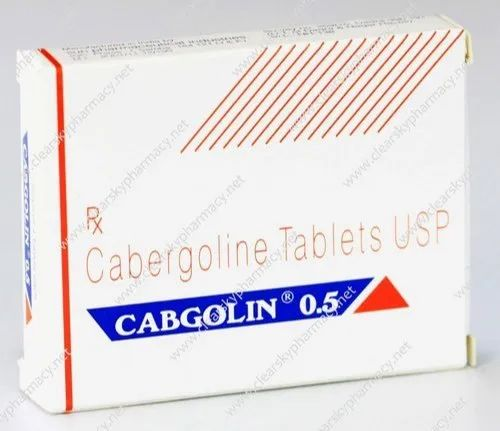 Cabgolin 0.5 tablet side effects