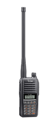 ICOM A-16 VHF Airband Transceiver - Walkie Talkie