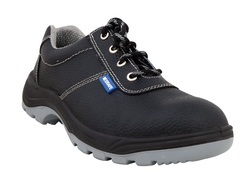 NEOSAFE Leather Double Density Safety Shoes, Industrial, Construction