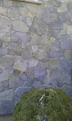 Grey Crazy Cultured Stone