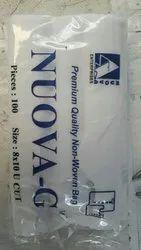 Nuova-G U Cut Non Woven Bags, Bag Size: 8x10, for Shopping